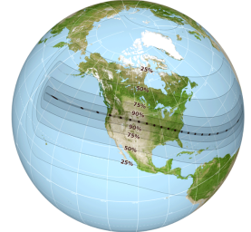 eclipse globe